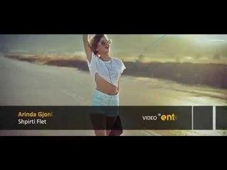 Arinda Gjoni - Shpirti Flet (Official Video)
