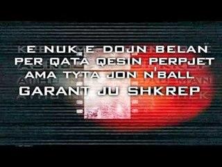 Nishani ft Fis'ko & JKN - Asnjo Se Shkrep ( Official Lyrics Video )