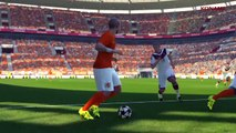 PES 2016 : Bande annonce de gameplay
