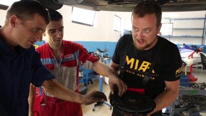 TV Show #MadeInAlbania Mekanik