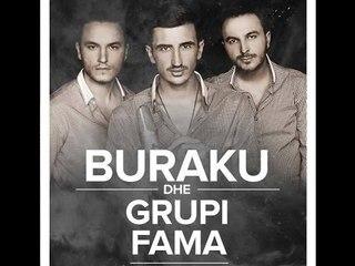 Buraku Grupi FAMA - POTPURI Live2014 : Portokalle , Un nuk jam si ti , Tradhtare , Sonte Shoke