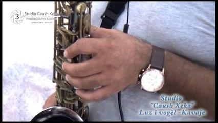 Gezimi Veres me grupin e tij Live ne dasem Luz i vogel-Kavaje 2014