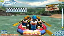White Water Rafting 3D Gameplay   Best Kid Games   Extreme Sports Games