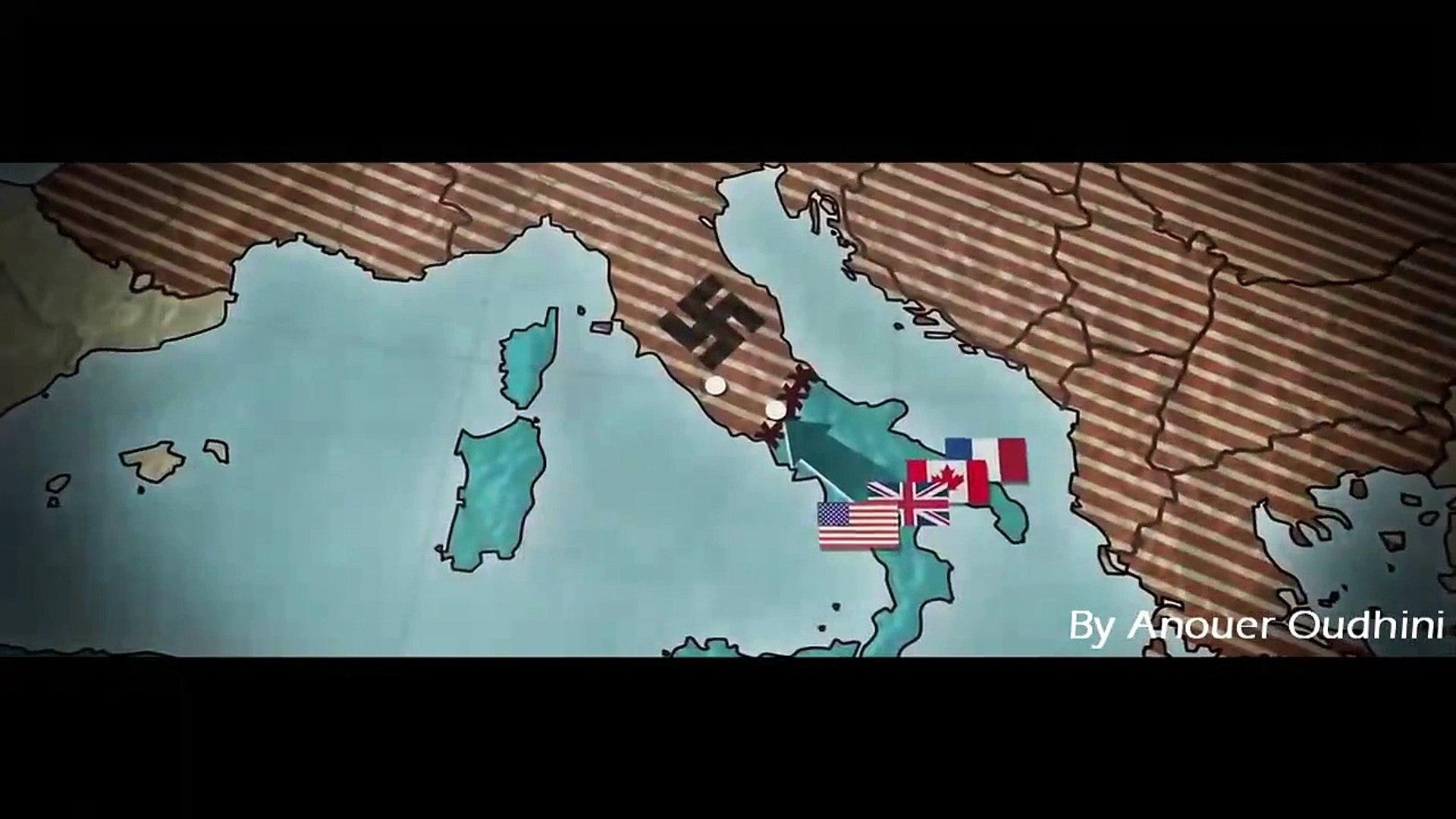 Apocalypse World War 2 [HD] |Episode 6| -ابوكاليبس الحرب العالمية الثانية جودة عالية - الحلقة -6