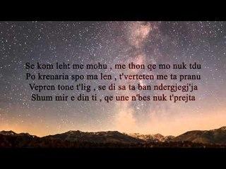 Fitoos - Plaga e vjetër (Official Video Lyrics)