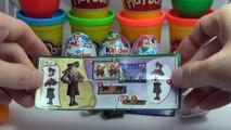 5 Kinder Surprise - Kinder Surprise Marvel, Kinderino Sport [Eggs Unboxing Kinder Surprise
