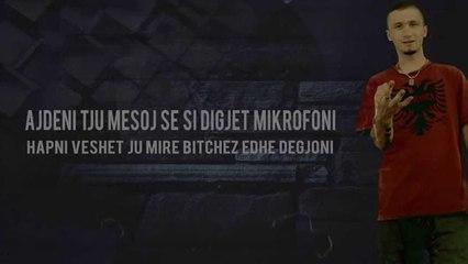Probl3mi'DS1 - Ke Baba (Official Lyrics Video)
