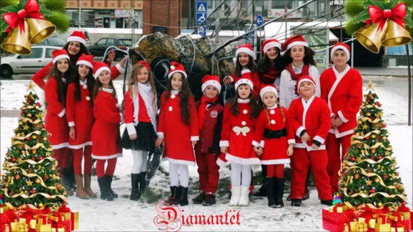 """Kori i Fëmijëve  """"Diamantët """" - Jingle Bells"""
