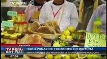 2014 09 08 - TV Perú, TV Perú Noticias - Haku Wiñay de Foncodes en Mistura