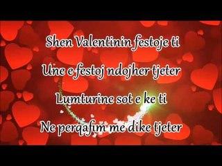 "Buraku Grupi FAMA ""Shen Valentini"" New Unpluged 2015 ( Official Lyrics Video ) █▬█ █ ▀█▀"