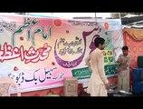 pani ki sabeel,Urs e Muhaddith e Azam Pakistan, Gulistan-e-Muhaddith-e-Azam Pakistan 2015