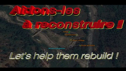Nepal Ecology Treks. Aidons-les ! Let's help them !