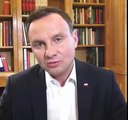 Prezydent Andrzej Duda na żywo 6 sierpnia