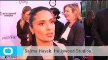 Salma Hayek: Hollywood Studios