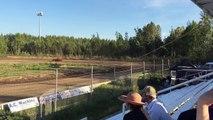 6/13/1015, Ministock Feature, Capitol Speedway, Willow, Alaska