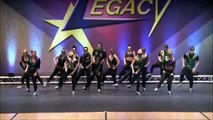 Masquerade Hip Hop routine at Legacy dance competition Choreography by Robert Lewis