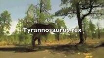 Evanescence Bring Me To Life - Tyrannosaurus rex vs Deinosuchus riograndensis