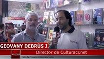 Recorrido por la Feria del Libro: autores y editores independientes