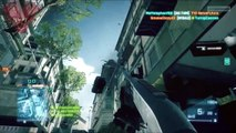 ★ Battlefield 3/BF3: Beta Gameplay Online Multiplayer Glitch Falling Underground XBOX 360, PS3, PC