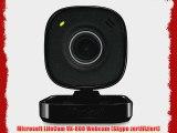 Microsoft LifeCam VX-800 Webcam (Skype zertifiziert)