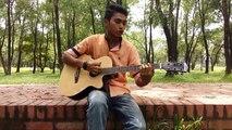 Naram Naram (Darshan) cover and guitar lesson by Asr Rifath