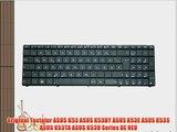 Original Tastatur ASUS K53 ASUS K53BY ASUS K53E ASUS K53S ASUS K53TA ASUS K53U Series DE NEU