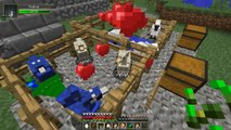 Pat and jen Minecraft  BIRDS TAKE OVER MINECRAFT, CATCHING FISH, & GATHERING ITEMS! PopularMMOs