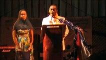 Discours du Président de la Communauté Comorienne au Sénégal,Lors de la Soirée D'integration