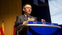 """Josep Maria Bartomeu: """"Volem un Barça més líder en què capiguem tots"""""""