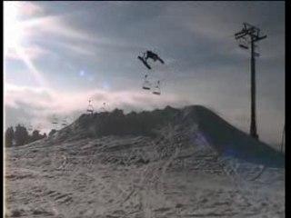 Snowscoot vidéo