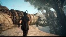 Final Fantasy XV Official Gameplay Footage Gamescom 2015 Square Enix