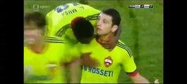 Sparta Prague (Cze)2-3 CSKA Moscow (Rus)