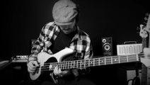 JOHN LEGEND - All of Me [Bass Solo Loop Arrangement by Miki Santamaria]