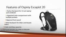 Osprey Packs Escapist 20 Backpack Review