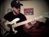 Marcus Miller - Detroit [Solo Version by Miki Santamaria] Fender Jazz Bass 1977