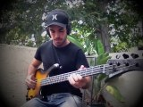 Extreme Slap & Tapping Bass Solo [by Miki Santamaria] - Modulus Flea Bass (Funk Unlimited)