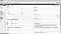 Wordpress Basics - Settings - Check your WP site's administration email address