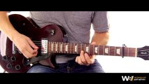 Electric Guitar Lesson for Your Grace is Enough by Chris Tomlin
