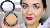 How To Make Your Lips Look Bigger | Bold Red Lip Makeup Tutorial