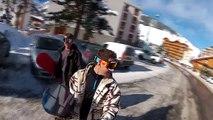 Les 2 Alpes Snowboarding Trip 2013 GoPro HD