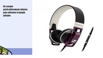 Sennheiser Urbanite - Casque audio Supra aural - Prune