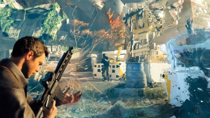Quantum Break - Time is Power - Trailer Gamescom