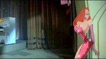 Who Framed Roger Rabbit (1988) Jessica Rabbit Highlights [HD]