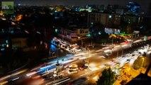 BEAUTIFUL KARACHI NIGHT/DAY VIEW- SKYLINE- PAKISTAN CITIES - DHAKA CITY-MUMBAI CITY-2014