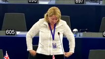 Gender-obsessed MEPs find opportunity in FIFA scandal - Jill Seymour MEP