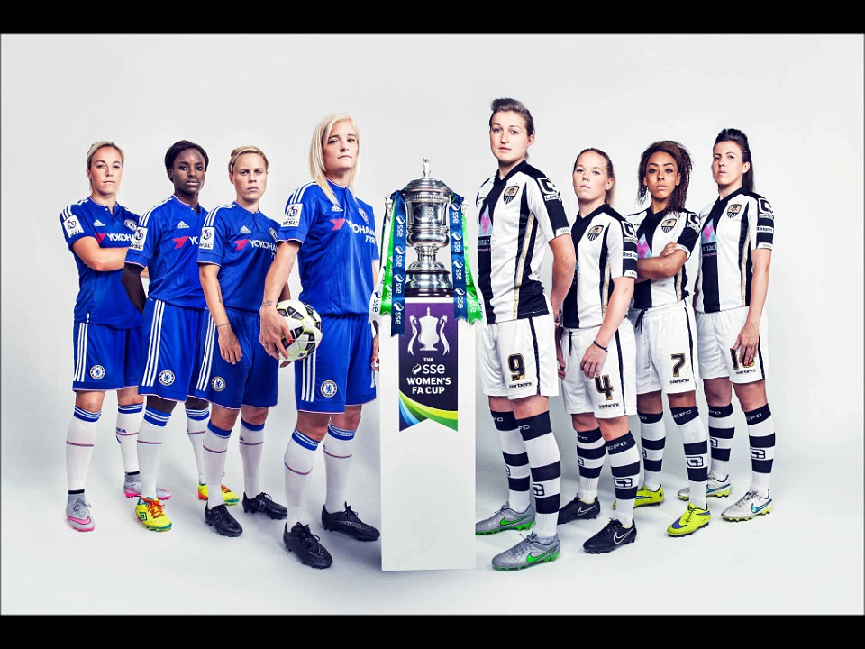 HIGHLIGHTS: 2015 FA Women's Cup Final