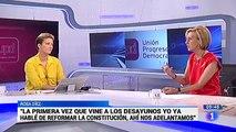 """Rosa Díez: """"Esta constitución territorial del estado a contribuido a generar mucha desigualdad"""""""