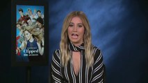 Interview: Ashley Tisdale (Clipped)