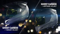 Icon Ghost Carbon Variant and Airframe Helmets Review
