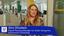 Alex Dinsdale - Digital Planning Manager,Global Categories,Professional